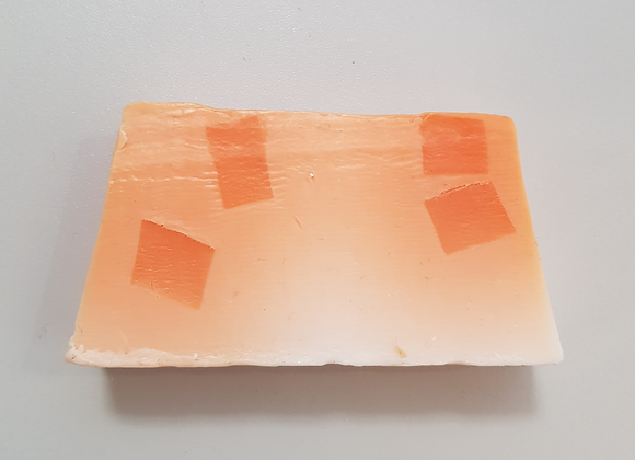 Zagara (Orange Blossom) Soap Slice