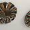 Thumbnail: Rainbow Mosaic Flower Shaped Mirror