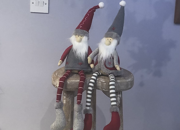 Father Christmas Santa Gonks
