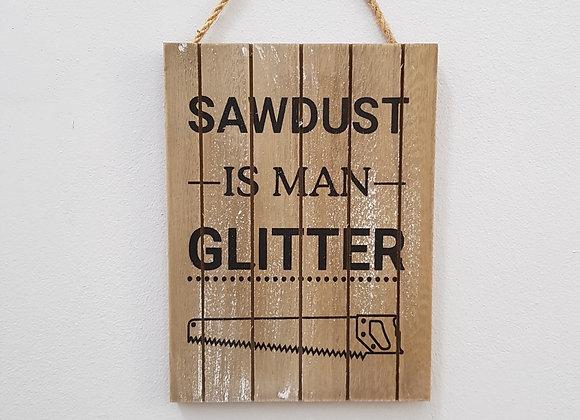 Wooden Novelty Sign