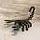 Thumbnail: Scorpion Ornament Made From Recycled Meterials