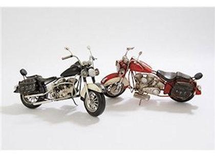 Vintage Tin Motorbike