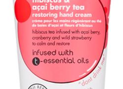 Hibiscus & Acai BerryTea Hand Cream
