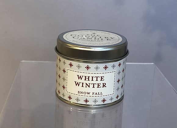 Winter Wonderland Scented Candle