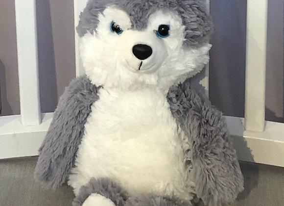 Husky Soft Plush Toy