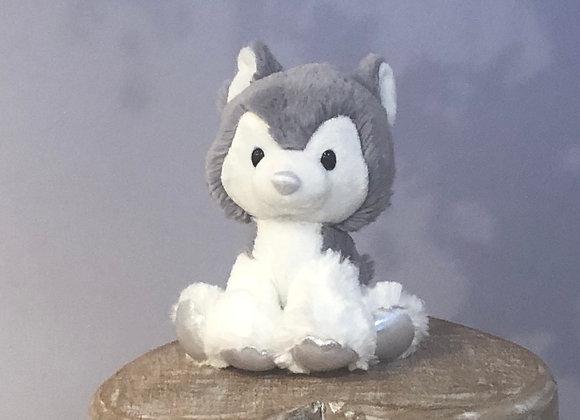 Husky Eco Friendly Recycled Plastic Plush Soft Toy