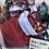 Thumbnail: Felt Personalised Santa Sack
