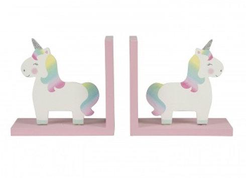 Unicorn Bookends