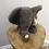 Thumbnail: Elephant Recycled Plastic Bottle Plush Toy