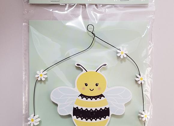 """""""Always Bee Yourself"""" Hanging Plaque"""
