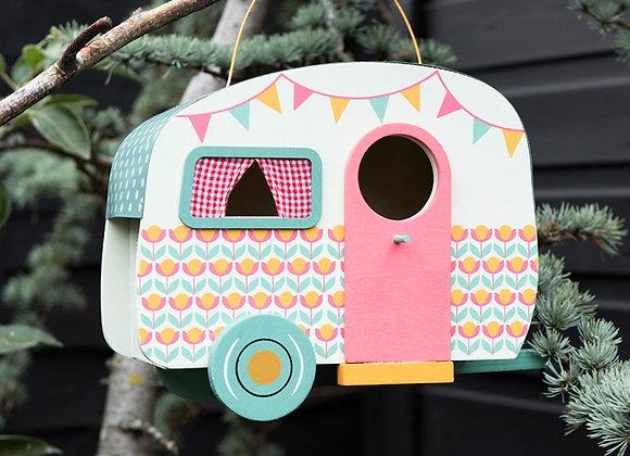 Caravan Birdhouse