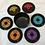 Thumbnail: Novelty Record Coasters