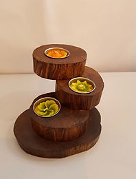 Candle Holders and Tea Lights
