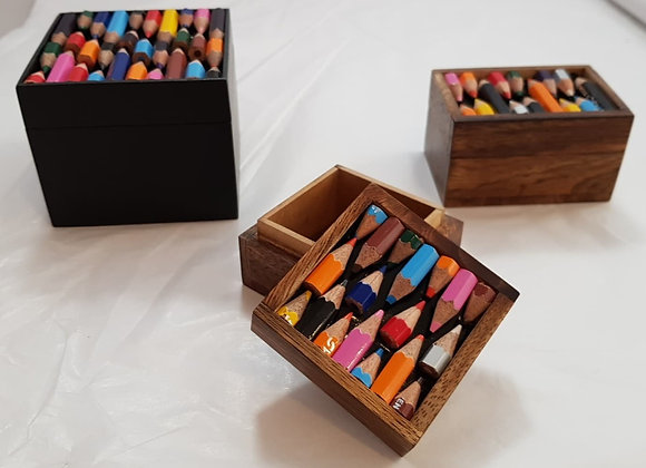 Recycled Pencil Box