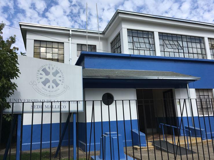 Centro de Formación Técnica Teodoro Wickel de la Universidad de La Frontera, Sede Angol.