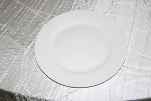 White China Dish