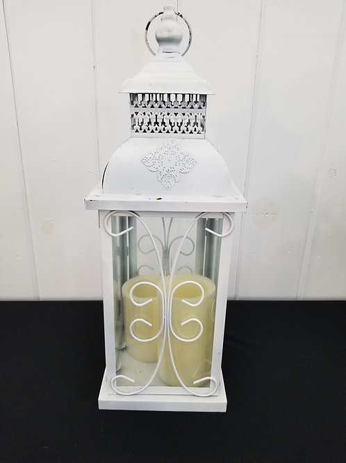 Medium White Lanterns