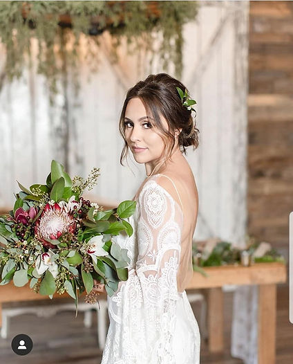 fall wedding naples