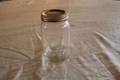 Small Glass Mason Jars
