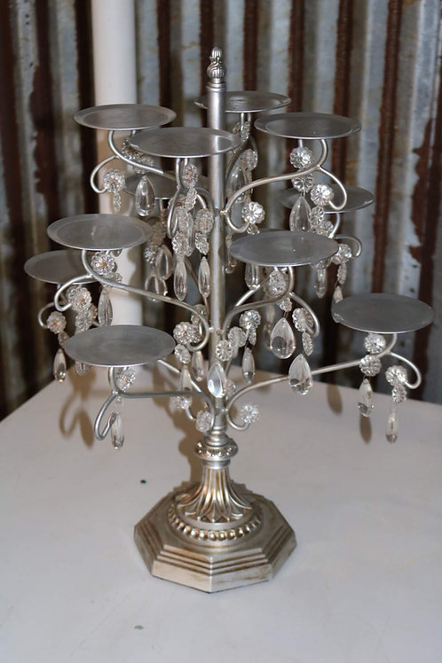 Jeweled Cupcake Display