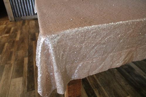 Lite Pink Sequin Background Drop