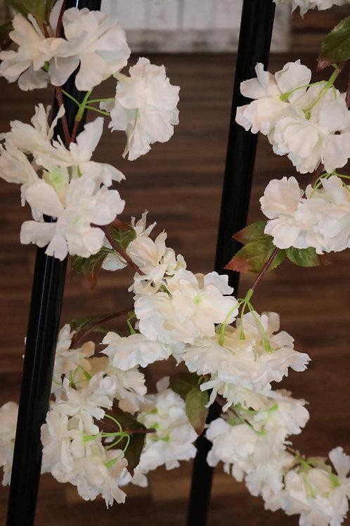 Carnation Arbor Floral Garland
