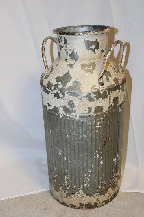 Metal Milk Container
