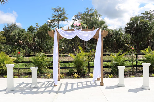 Columns for Ceremony