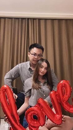 Samuel and Odina