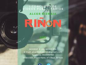 Concurso de Vídeos renales ALCER-BIZKAIA