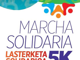 Marcha Solidaria 5k Laboral Kutxa