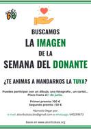 CONCURSO SEMANA DEL DONANTE