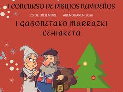 I CONCURSO DE DIBUJOS NAVIDEÑOS