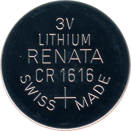 Renata CR1616 Lithium Coin Battery