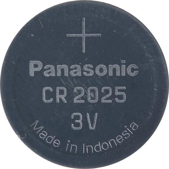 Panasonic CR2025 Lithium Coin Battery