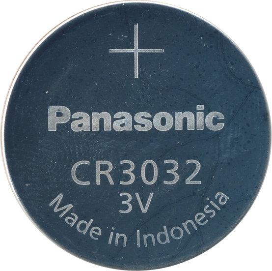 Panasonic CR3032 Lithium Coin Battery