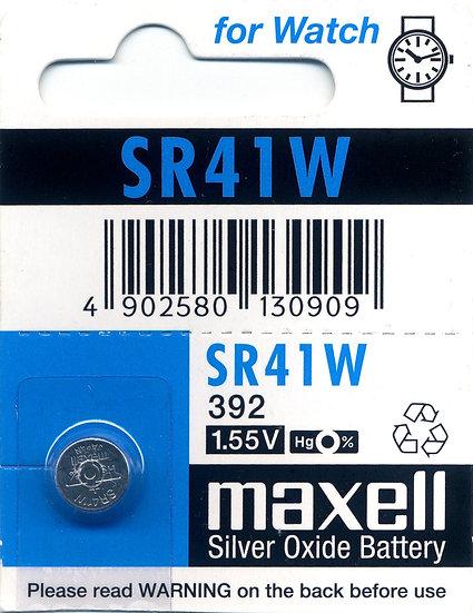 Maxell SR41W (392)