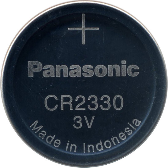 Panasonic CR2012 Lithium coin battery