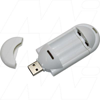 2 cell USB charger