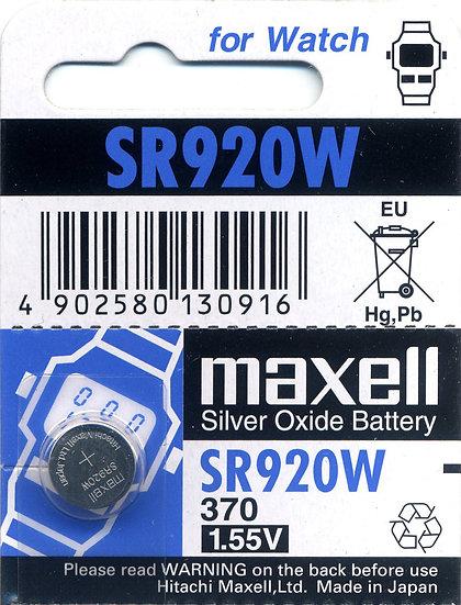 Maxell SR920W (370)
