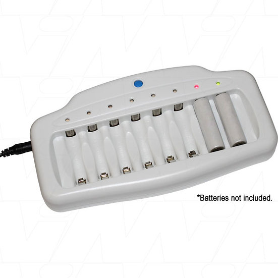 Eneloop Automatic 8 cell charger