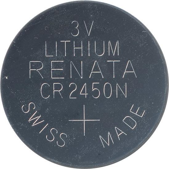 Renata CR2450N Lithium Coin Battery