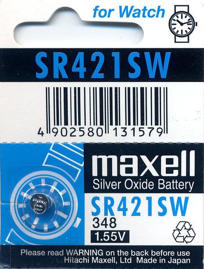 Maxell SR421SW (348)