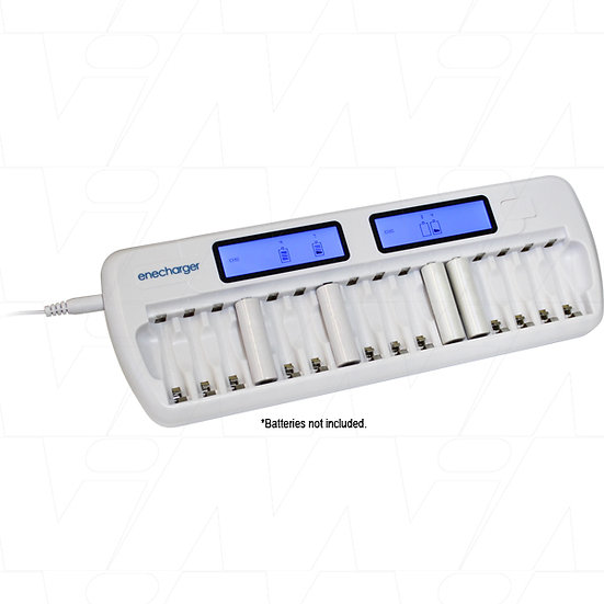 16 cell automatic quick charger/discharger