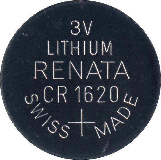 Renata CR1620 Lithium Coin Battery
