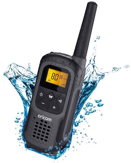 UHF2500 2 watt Waterproof Handheld UHF CB Radio 