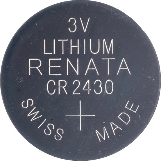 Renata CR2430 Lithium Coin Battery