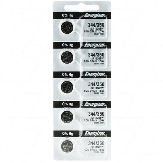 Energizer SR1136SW/W SR Batteries Mercury Free