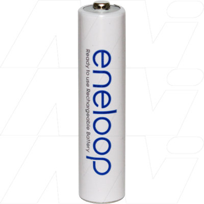 Eneloop 800mAh AAA battery - loose (8pc)
