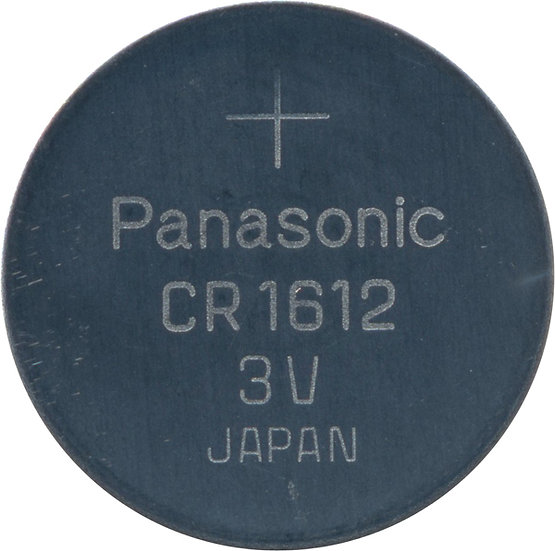 Panasonic CR1612 Lithium coin battery | Ozbatteries